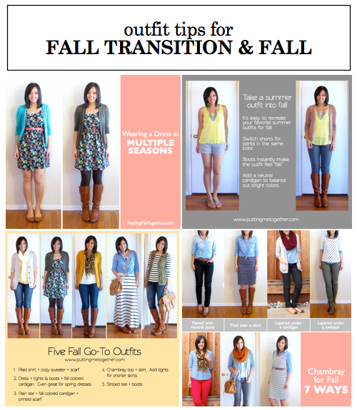 61689547dd1 Resources to Dress for the Fall Transition and Fall - Putting Me ...