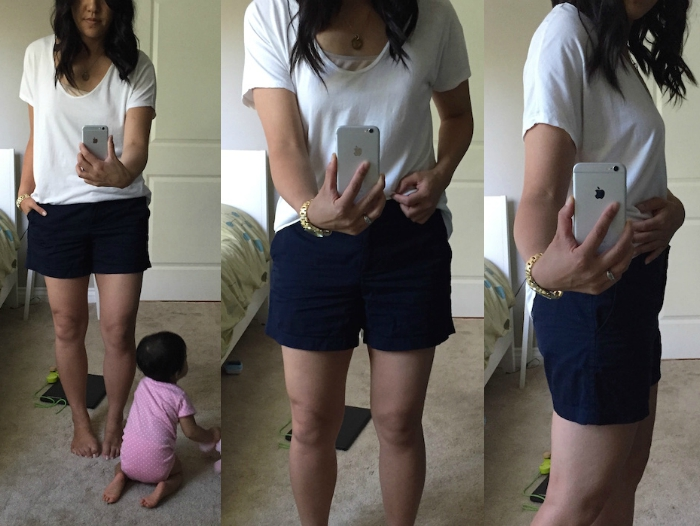7e5b077d118 Chino Short 5″ in Navy (size 8) – I m so happy about these! Shorts tend not  to agree with me (in particular