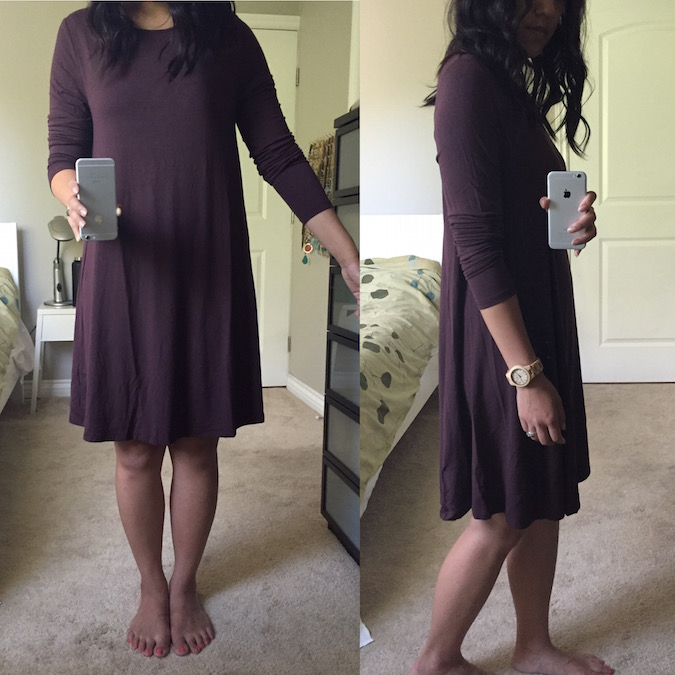 3f8395f83c3 Old Navy Swing Dresses and Cargo Jackets + Dolce Vita Bootie REVIEWS ...