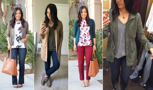 really comfortable blazers, jackets, and cardigans