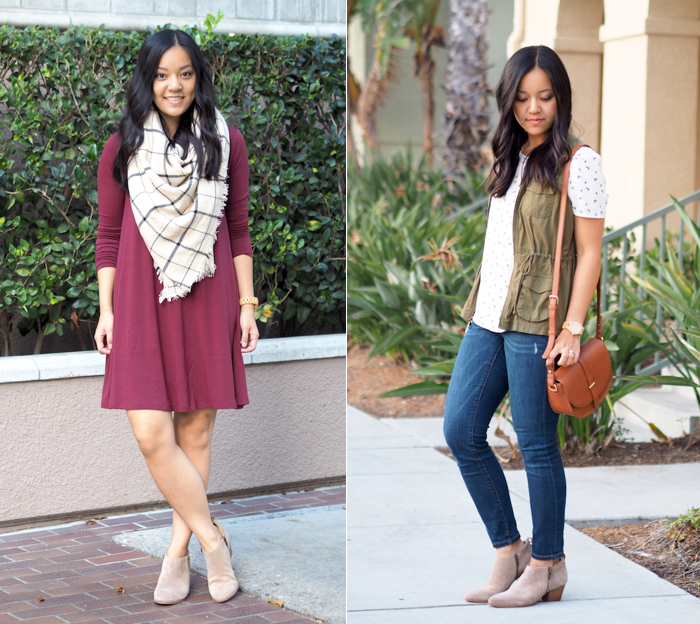 03c8a8e1c70d Comparing Ankle Boots  Which Should You Buy  - Putting Me Together