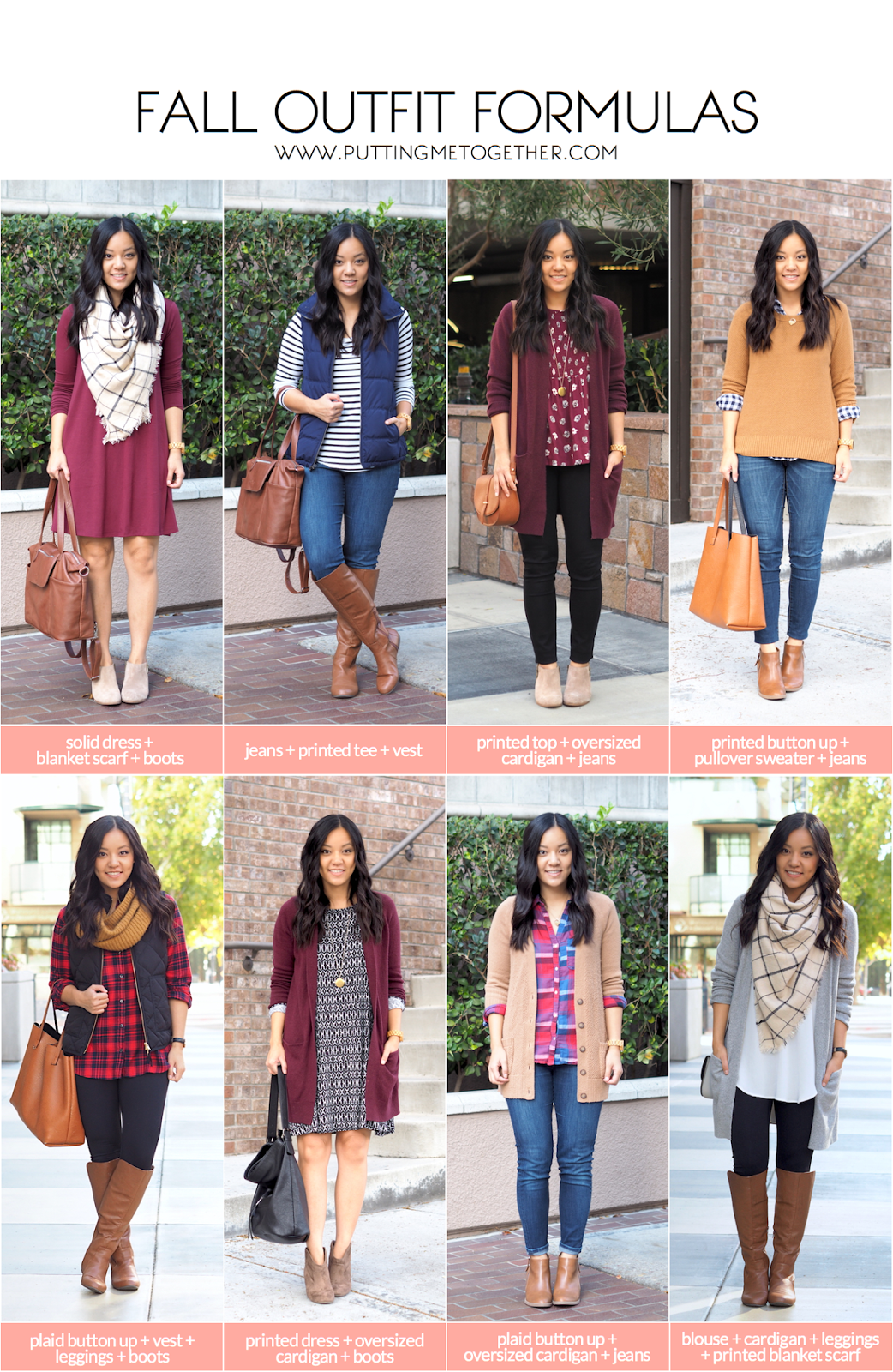 8 Fall Outfit Formulas + Tons of Stuff Still on Sale + An ...