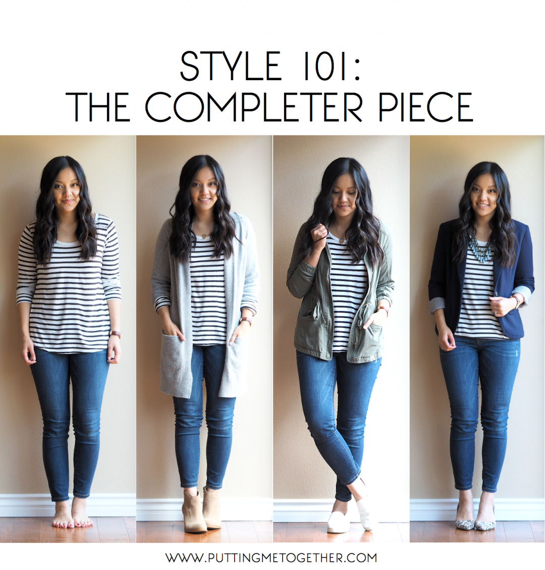 How to Look Put-Together in a Sweater