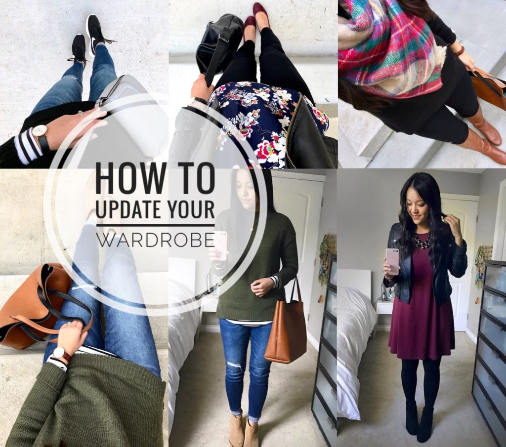 How to Update Your Wardrobe