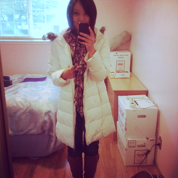 29b458457d0 How I Stay Warm in the Winter (While Trying to Look Cute) - Putting ...