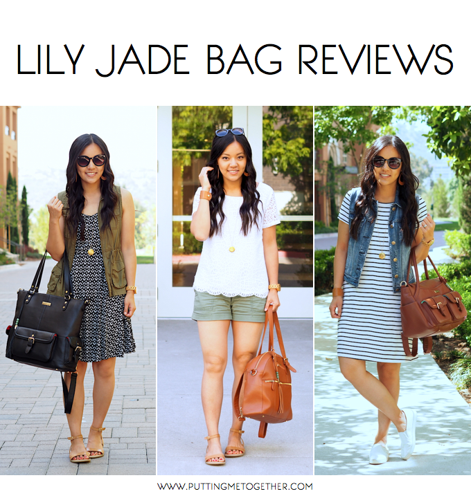 REVIEWS: Lily Jade Bag Comparisons