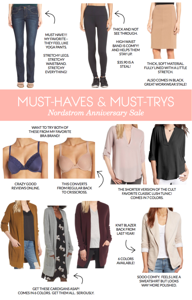 Things to try from the Nordstrom Anniversary Sale