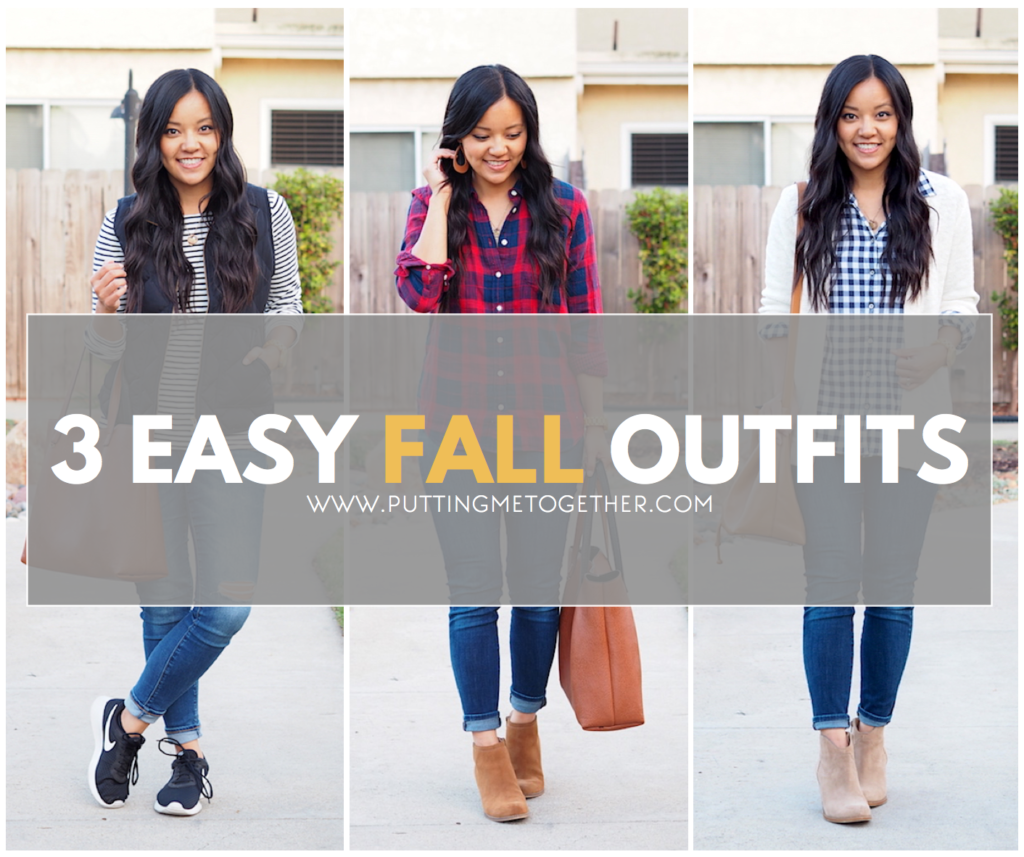 Easy Fall Outfits