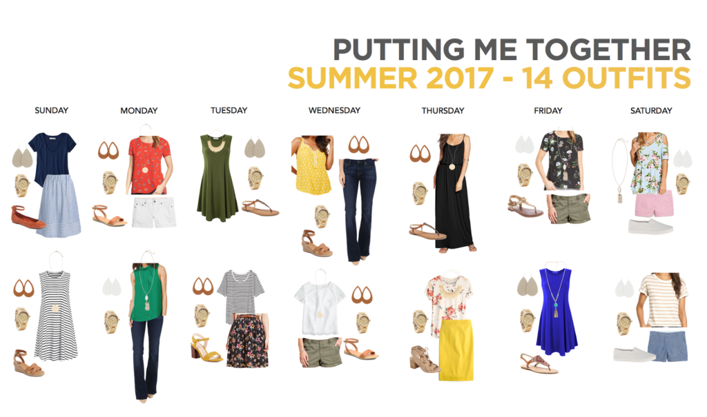 14 Cute Summer Outfit Ideas