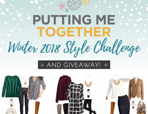 Winter Style Challenge by Putting Me Together