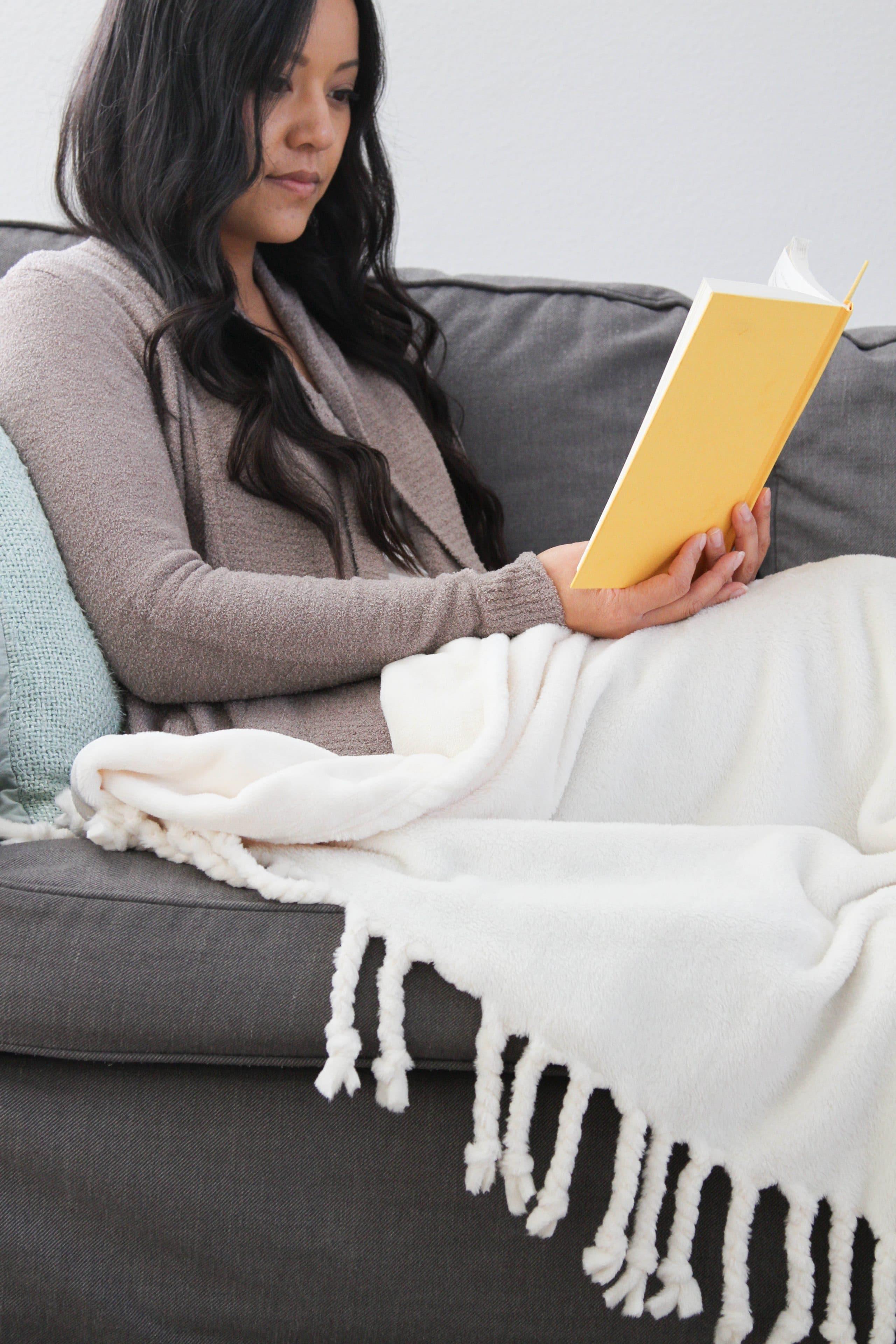 Cardgain + Plush Blanket