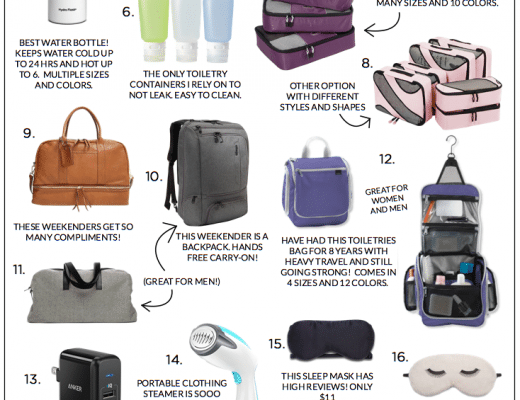 Gift Guide for the Avid Traveler