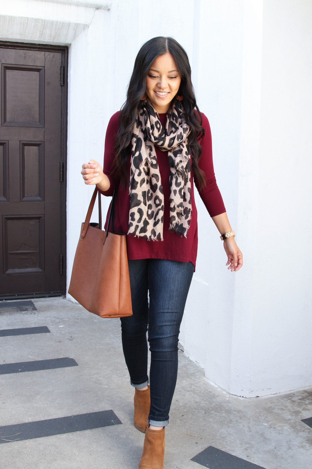 2cc1e3f2e1f3 Four Outfits You Can Wear for Thanksgiving - Putting Me Together