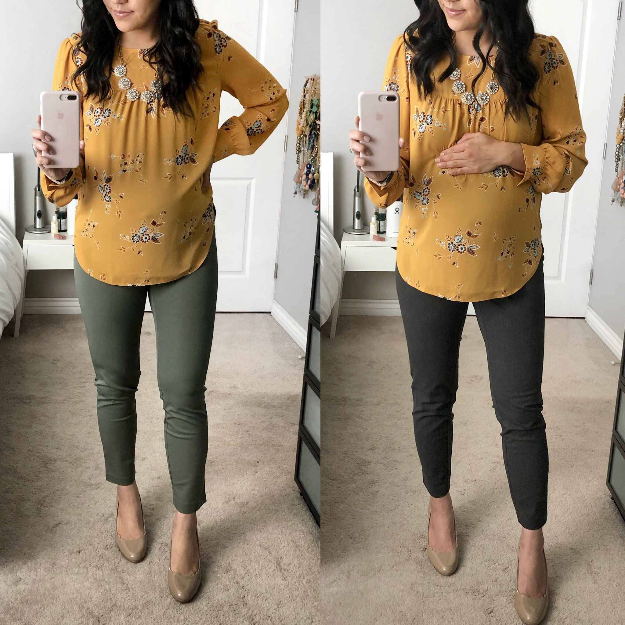 Maternity Style Reviews: Business Casual Pants