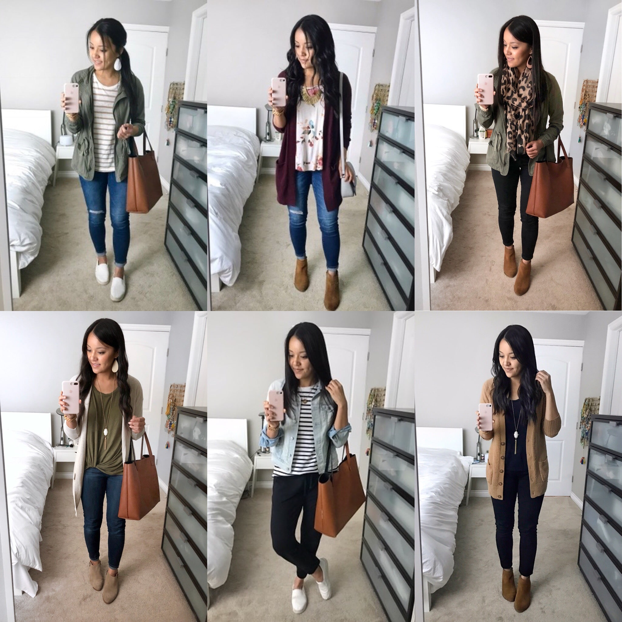 Comfy Casual Outfits for the Person On the Go