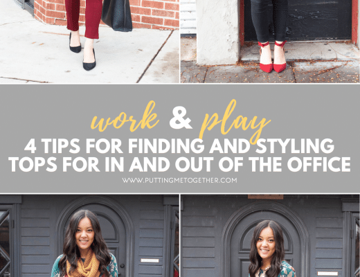 How to Wear Business Casual Tops Outside of Work