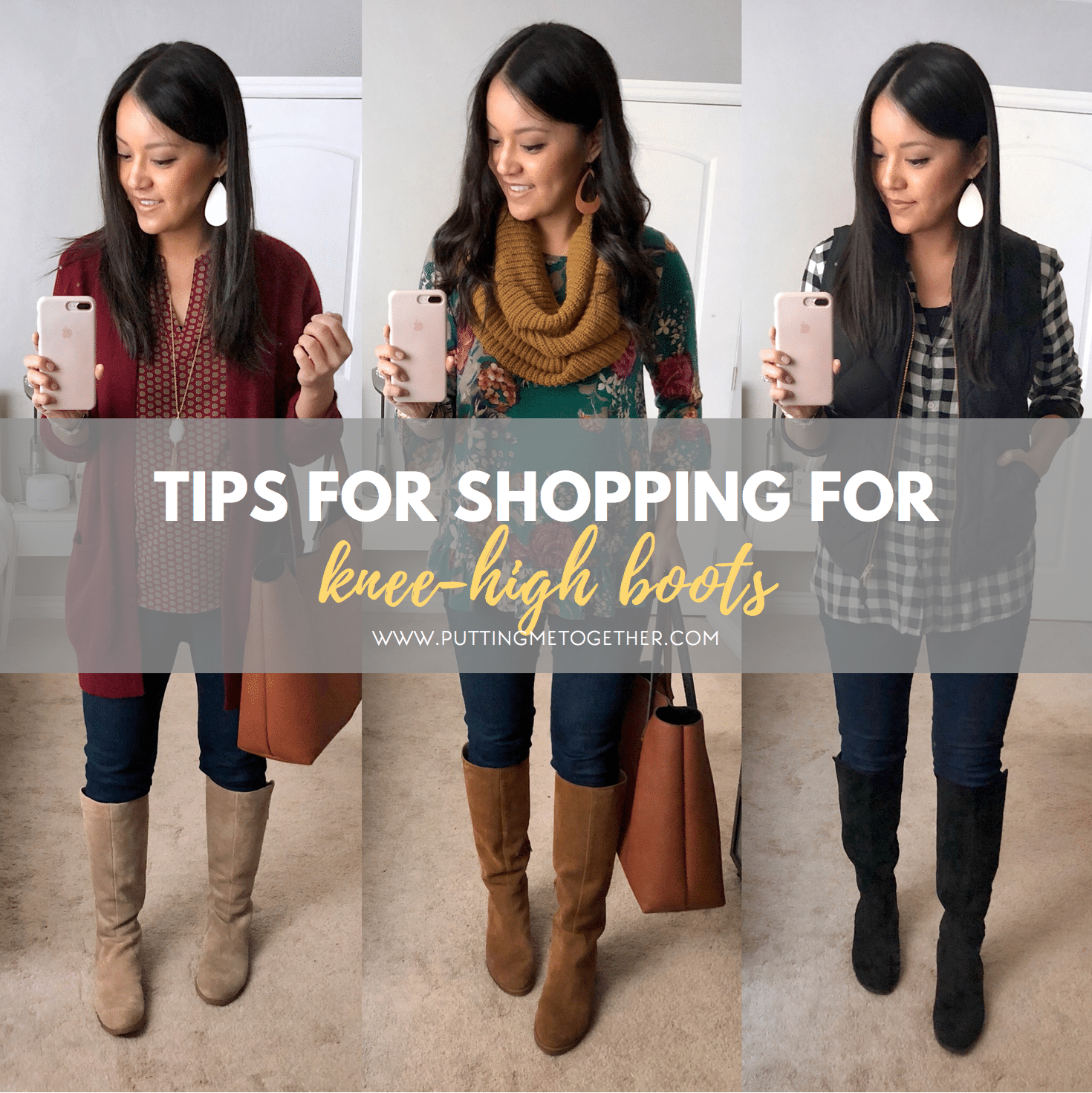 Tips for Finding the Right Pair of Knee High Boots