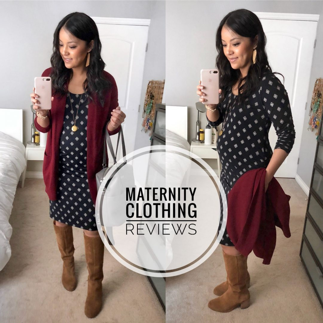 Maternity Clothes - REVIEWS of affordable maternity jeans, dresses, tops, and sweaters