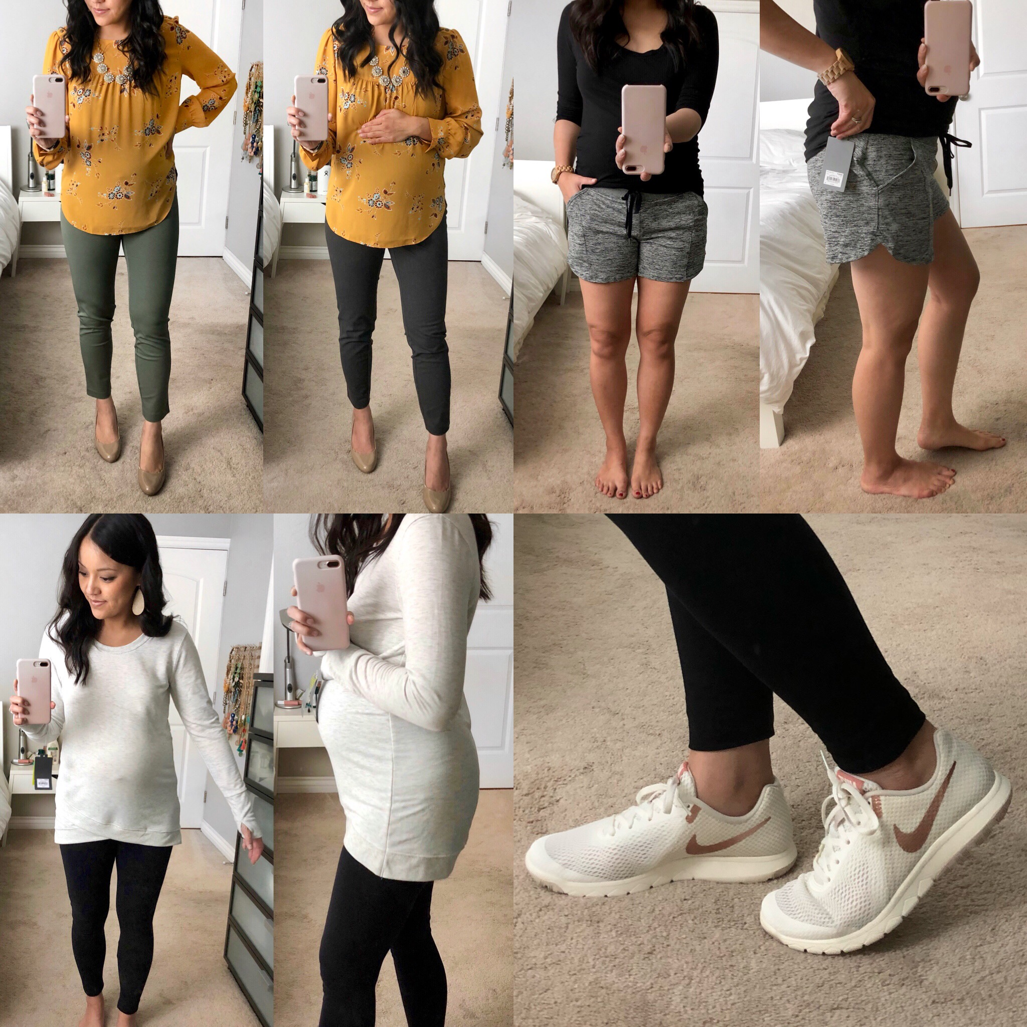 f3c26e226094 REVIEWS  Athleisure (not maternity) + Maternity Business Casual Pants +  Maternity Jeans +