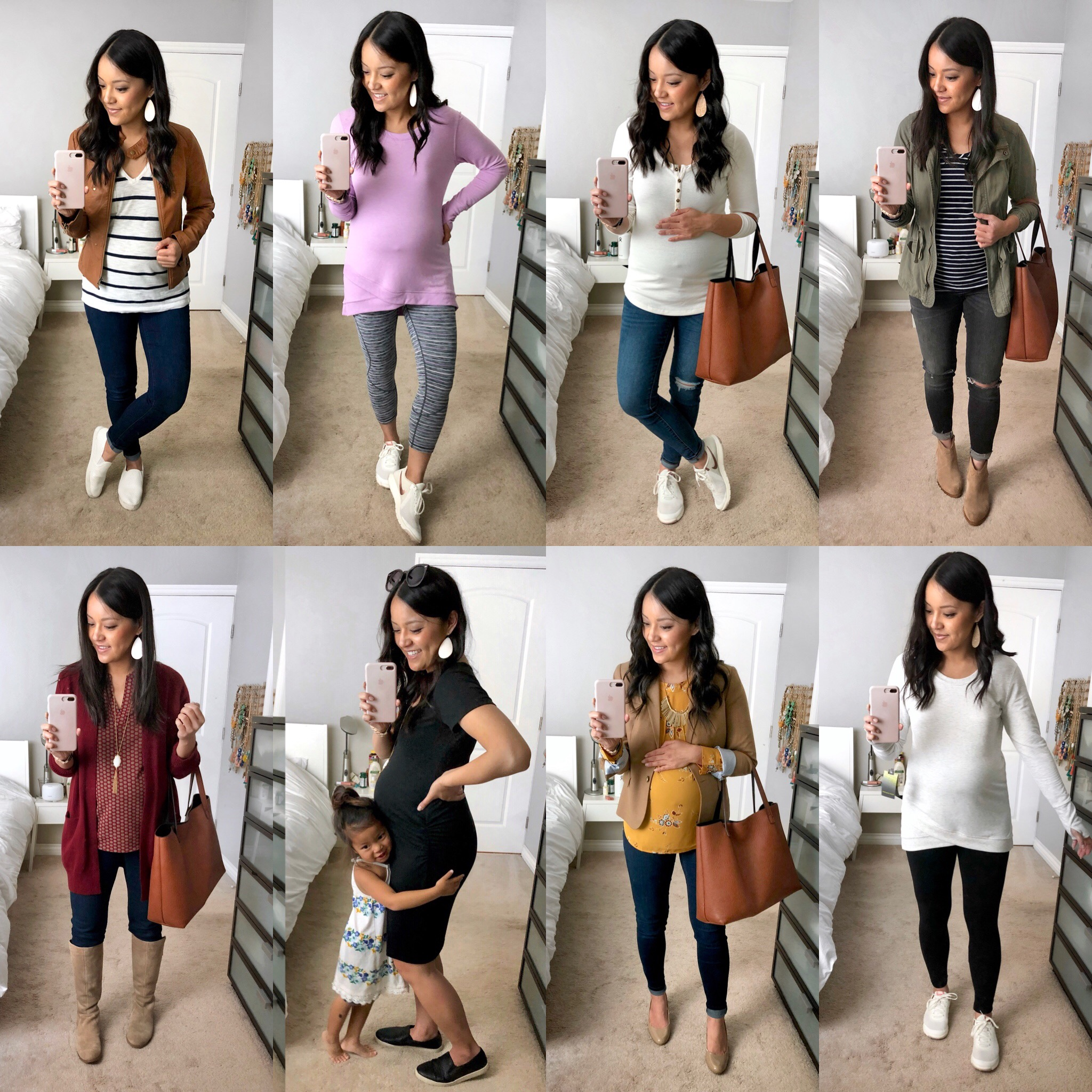 400d1d583a5f Instagram Daily Outfits of the Day #33 - Transitional Spring and ...