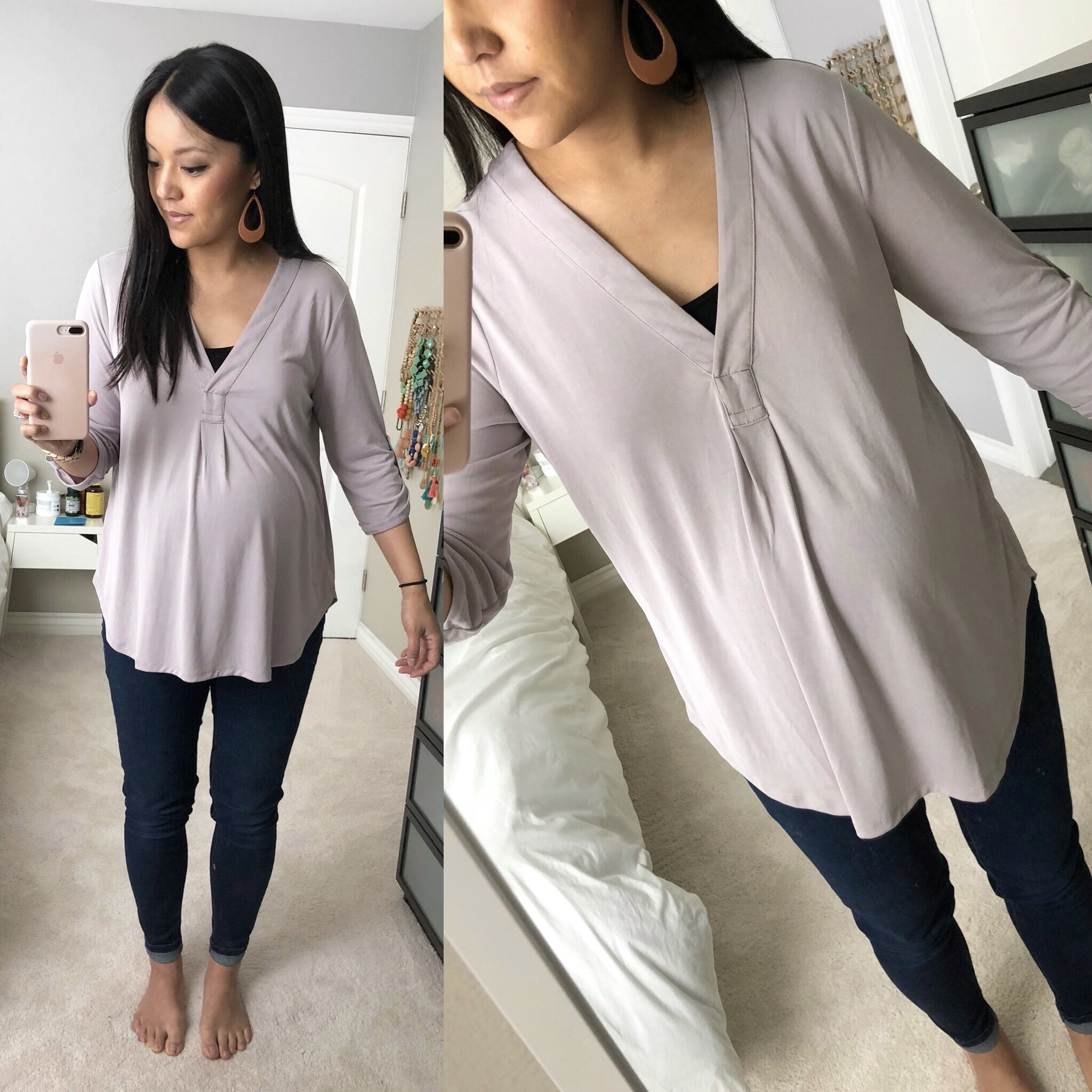 Nordstrom Lush Henley Review