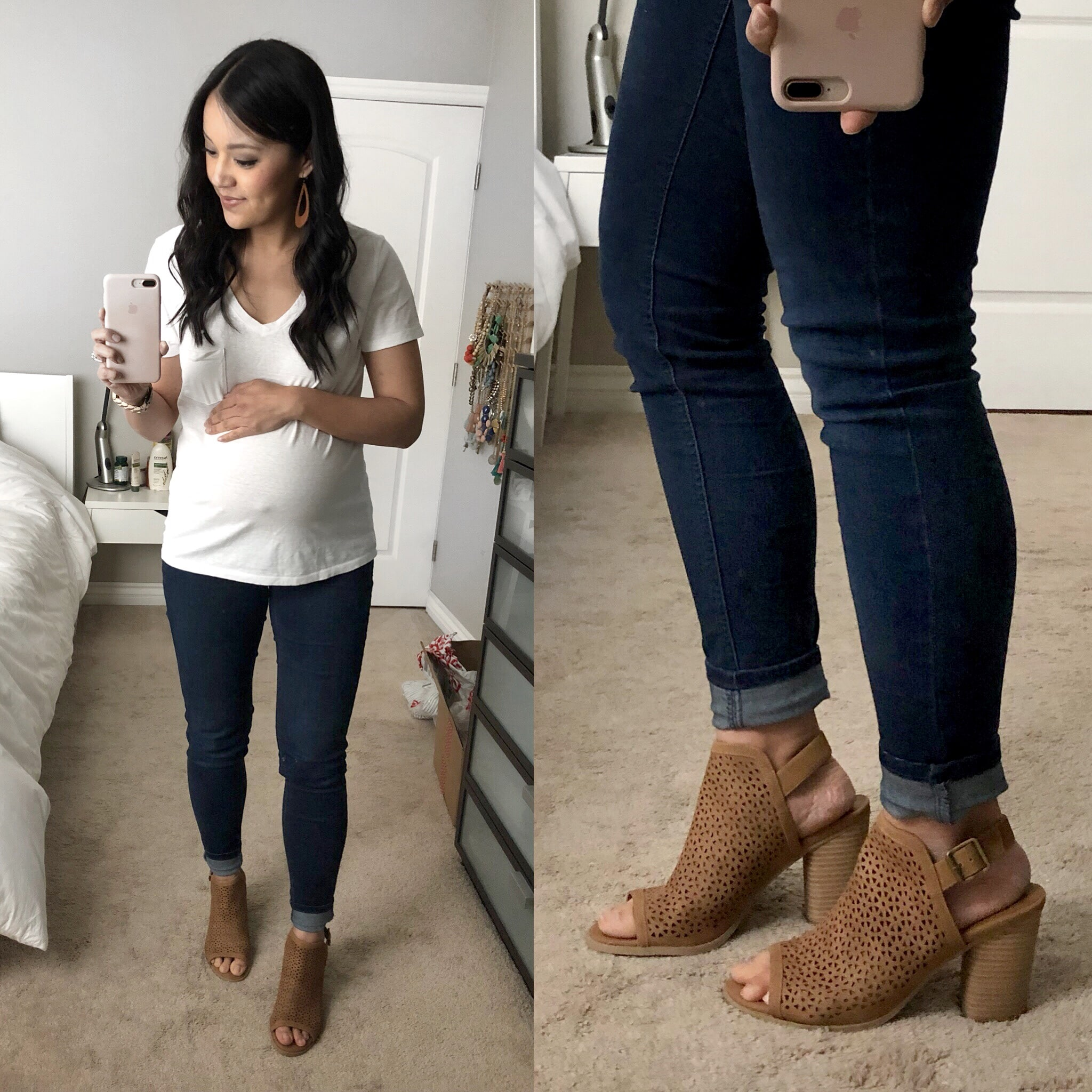 Target Universal Thread Perforated Booties Review