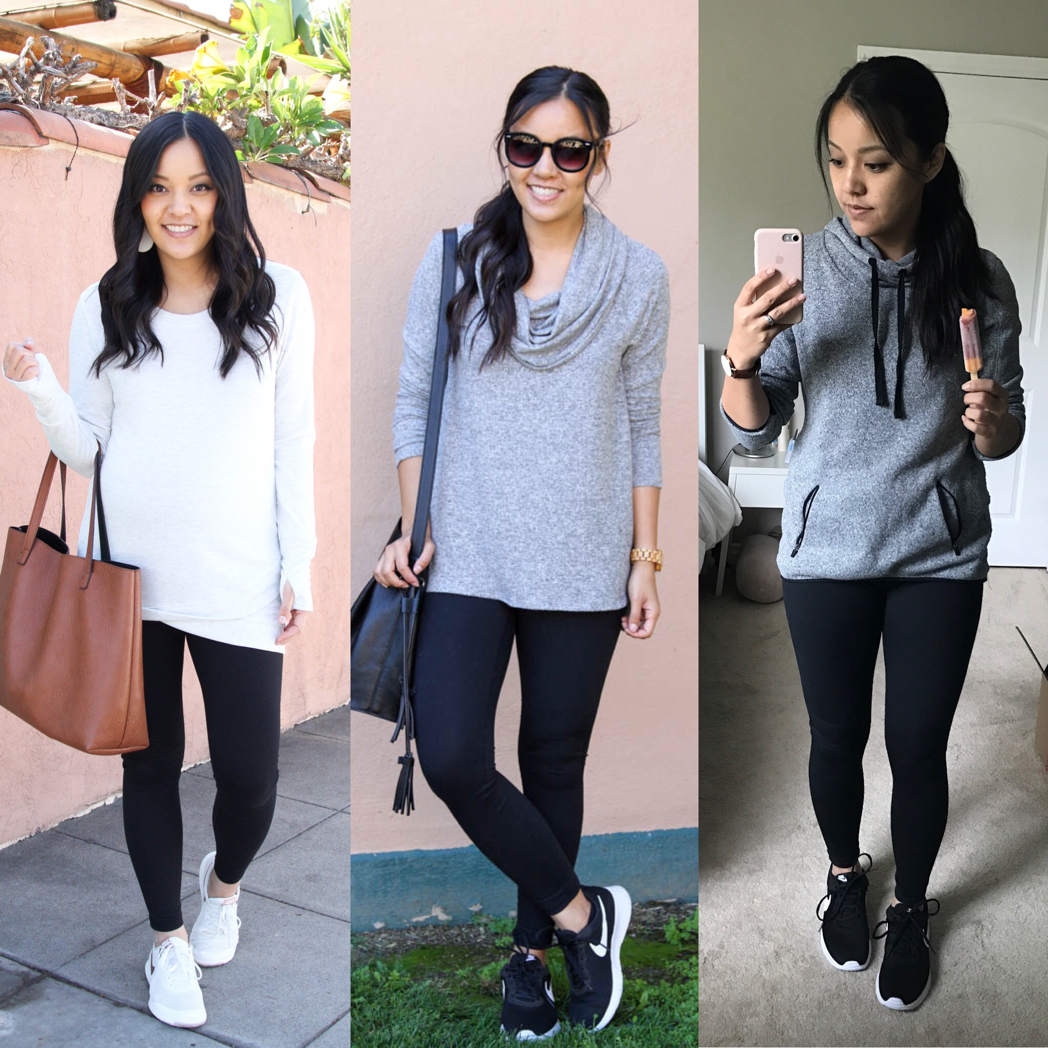 Spring Style Profile: Basic Building Blocks for Athleisure Style