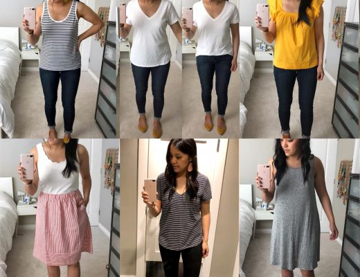 Reviews of Summer Tees, Dresses, and Skirts