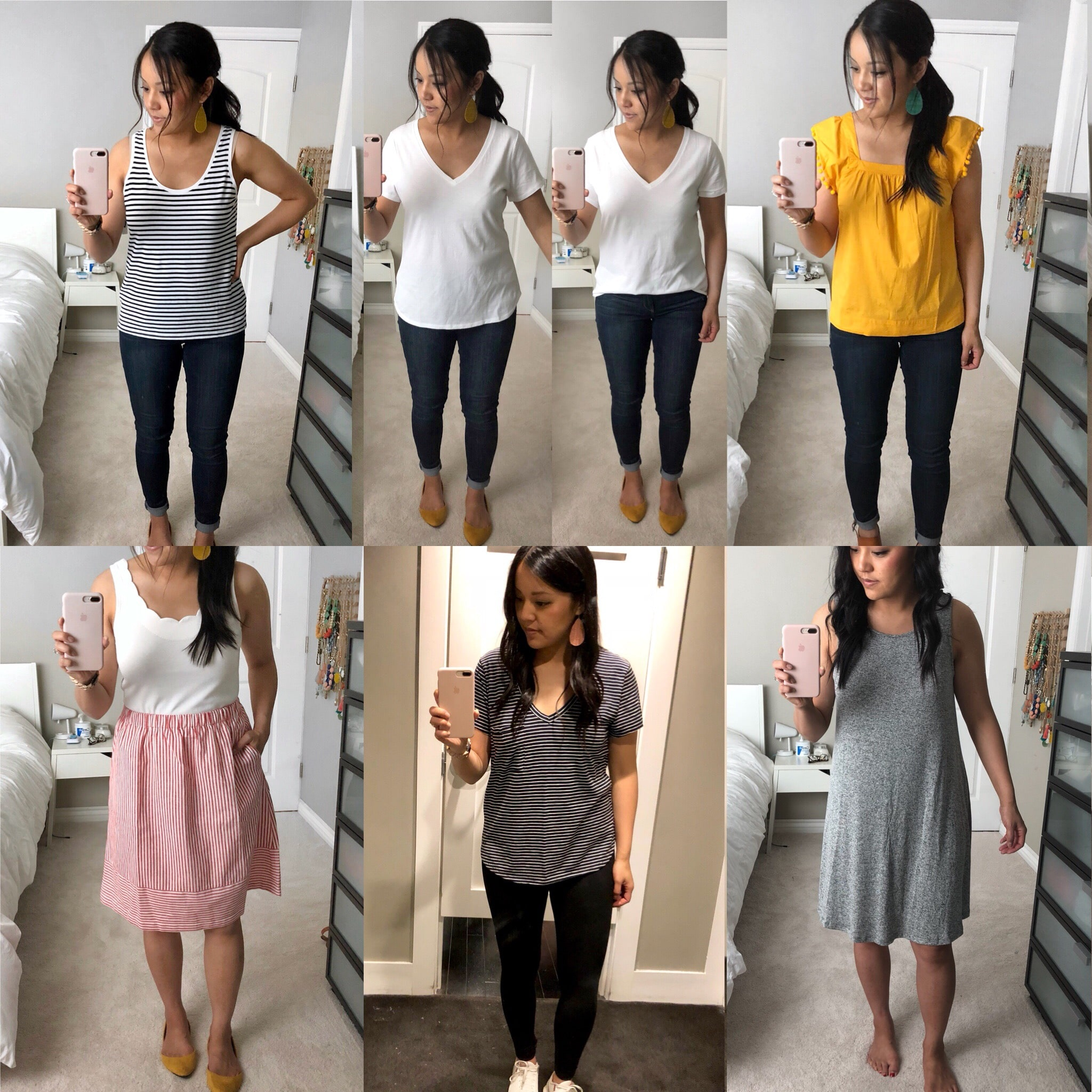 8c9f8bf0 REVIEWS: Easy T-shirts, Dresses, and Skirts for Summer