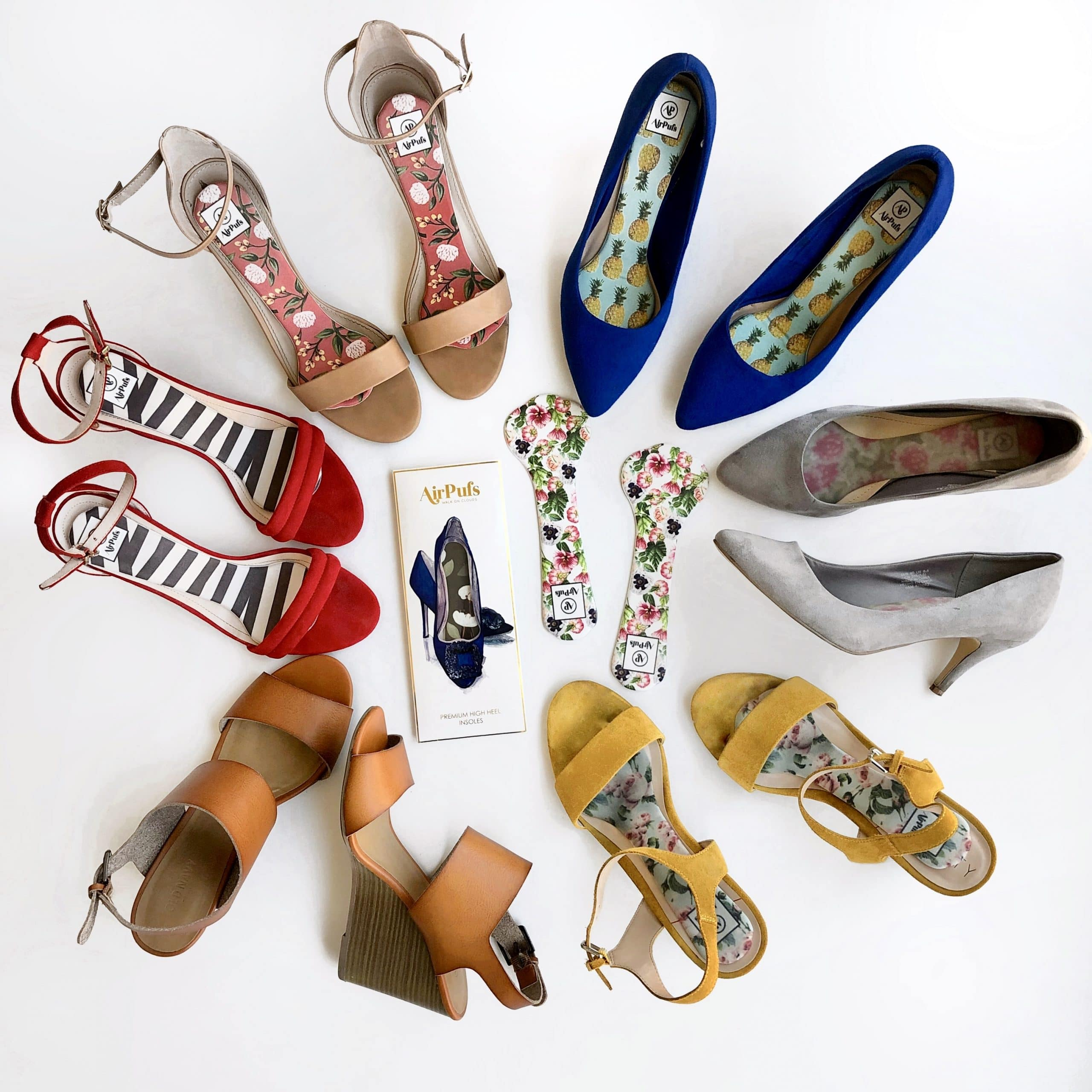 b132113c38 My Secret Weapon for Comfier Shoes + 4 Classic Heels for Summer