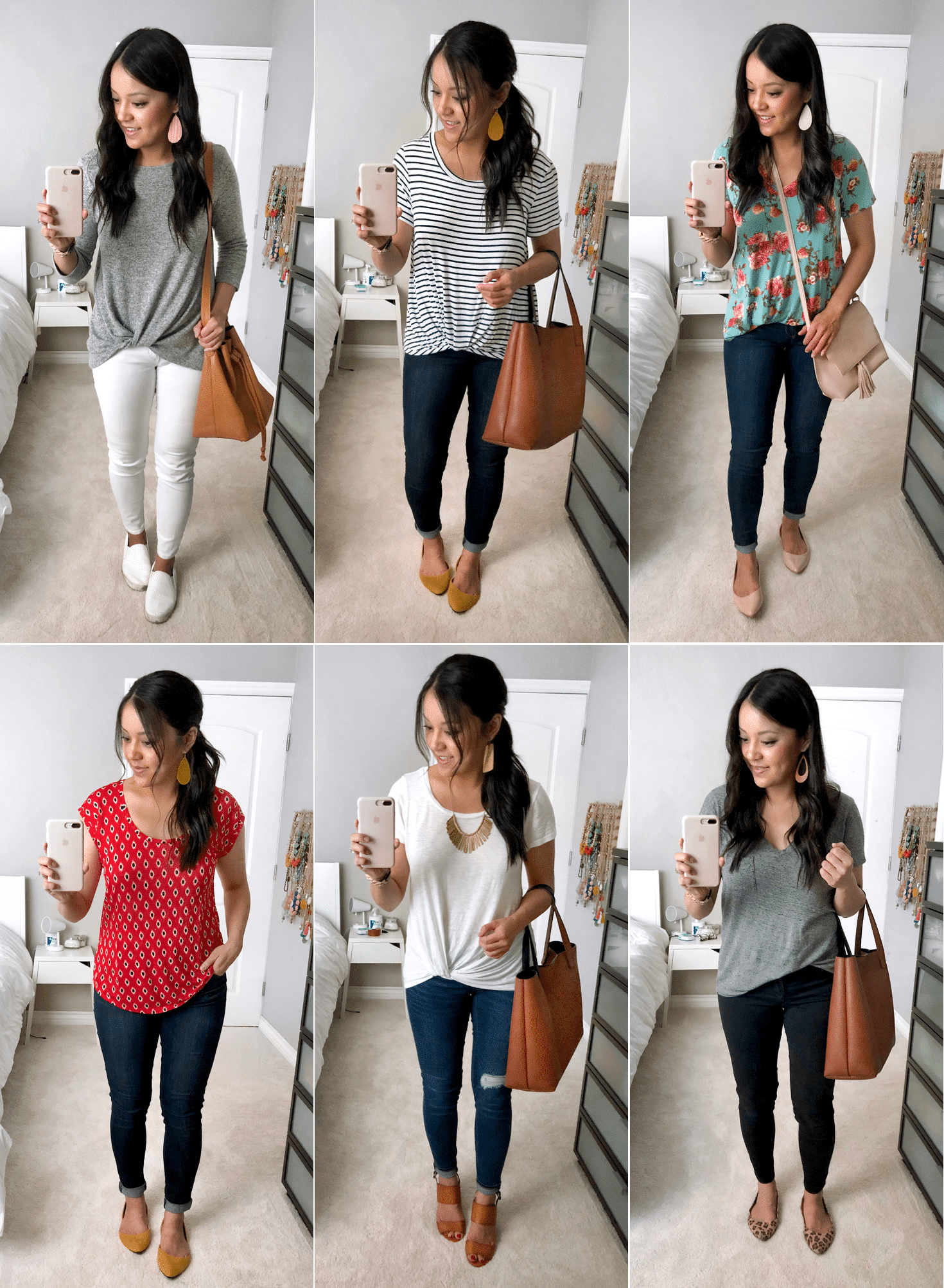 f7a336c2ffd LOOSER TOPS AND SWEATERS (+ UNDERCOVER MAMA CAMIS). Nursing Friendly Clothes  to Breastfeed In