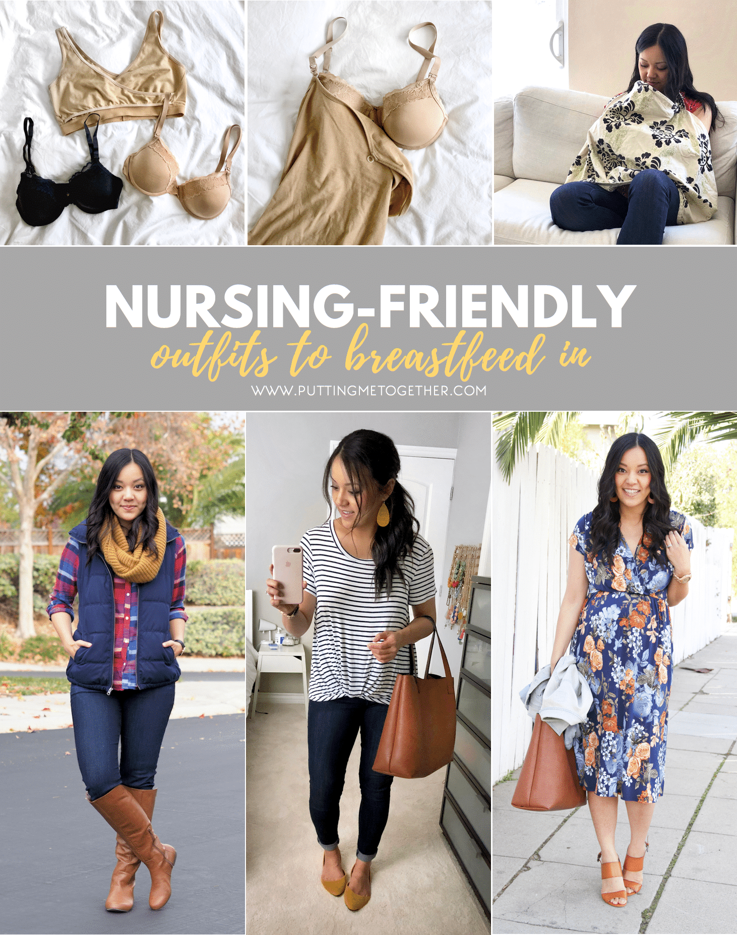 5d4d334feff Nursing Friendly Clothes and Outfits to Breastfeed In