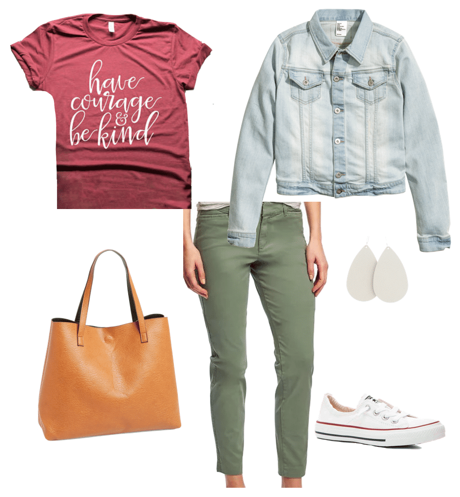 Starter Kit Wardrobe Guide: Casual Outfits for Stay at Home Moms (SAHMs)