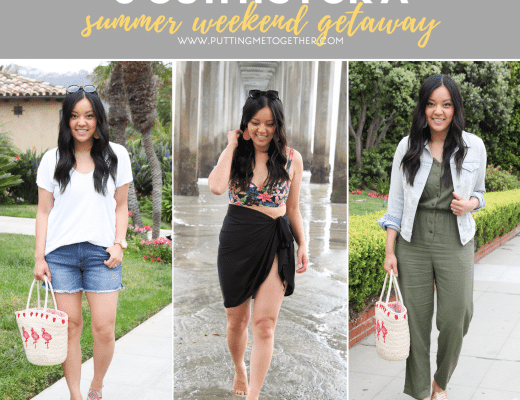 What to Pack for a Summer Weekend Getaway