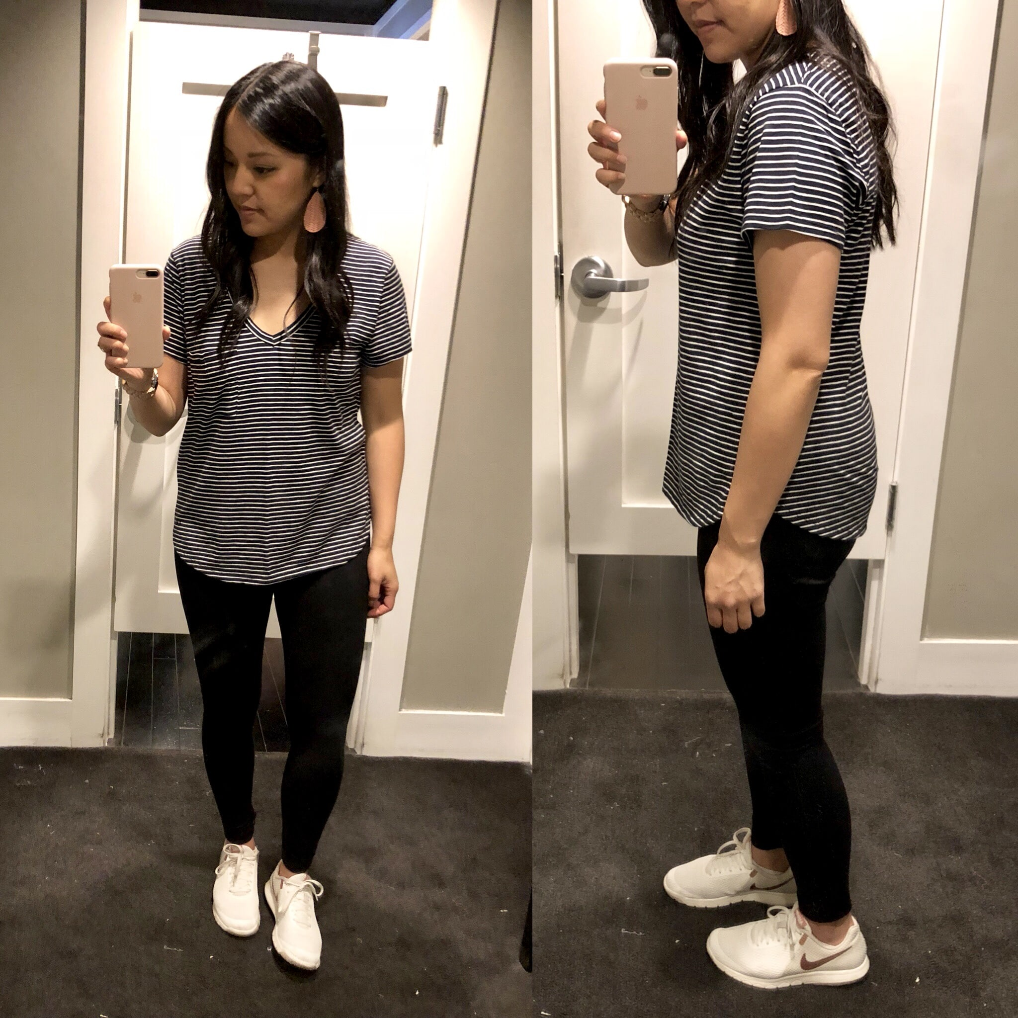 Abercrombie V-Neck Tee Review