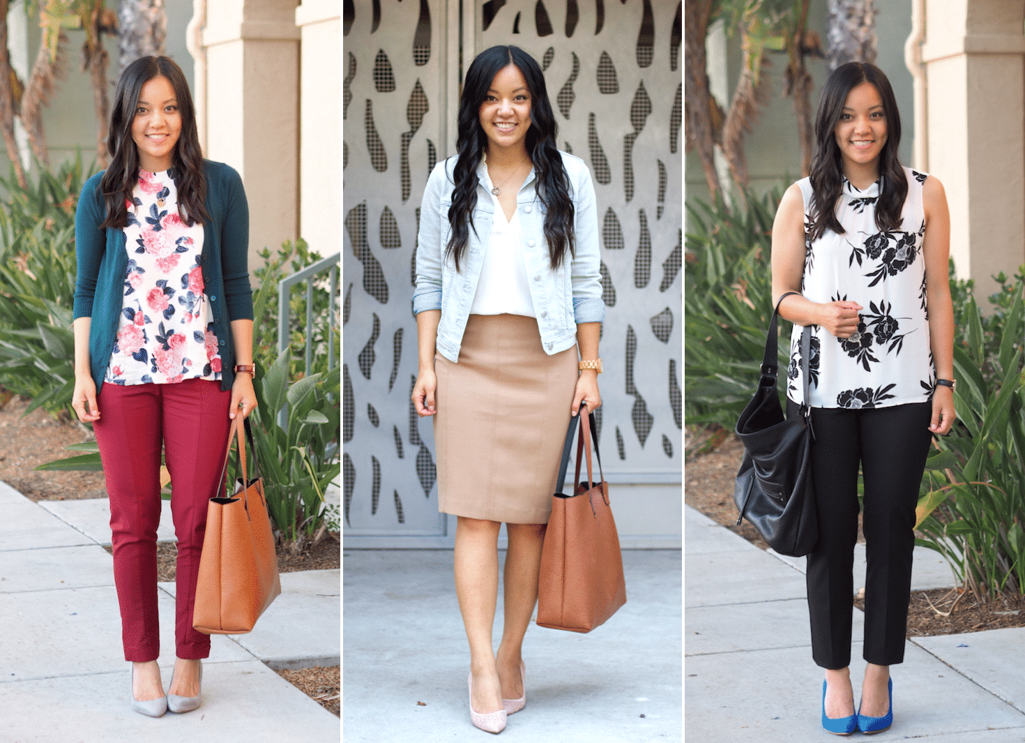 Colored Pumps for Summer Style
