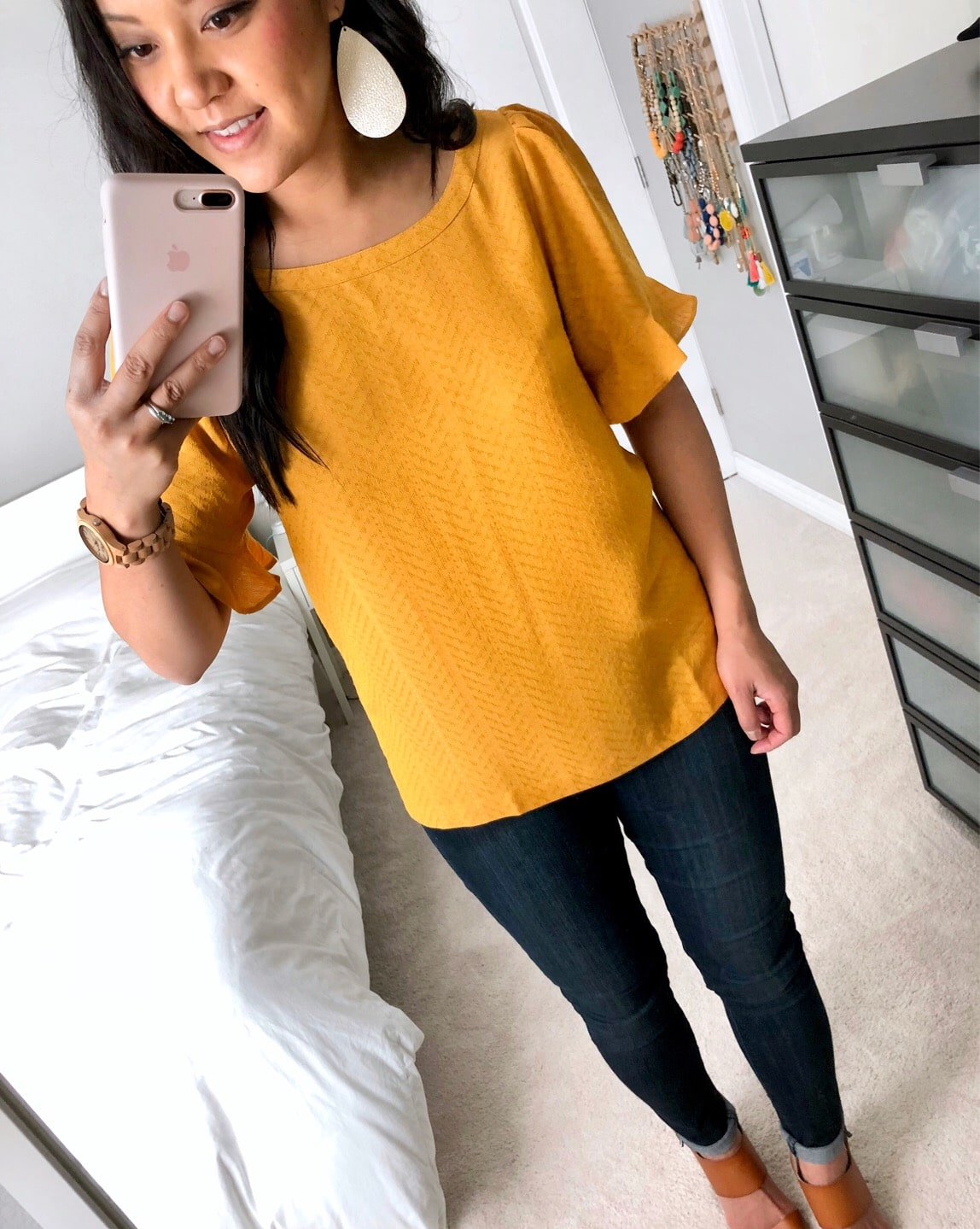 Marigold Yellow Top Review
