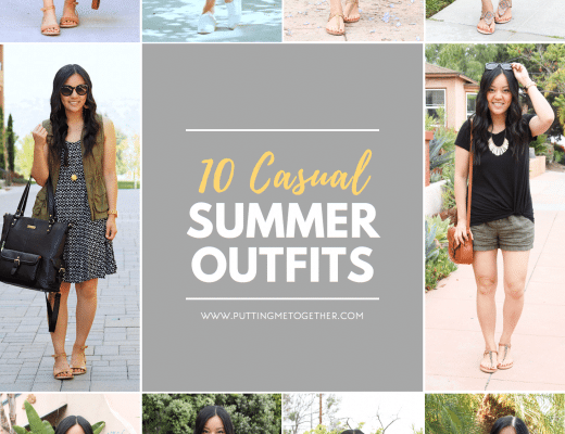 10 Casual Summer Outfits
