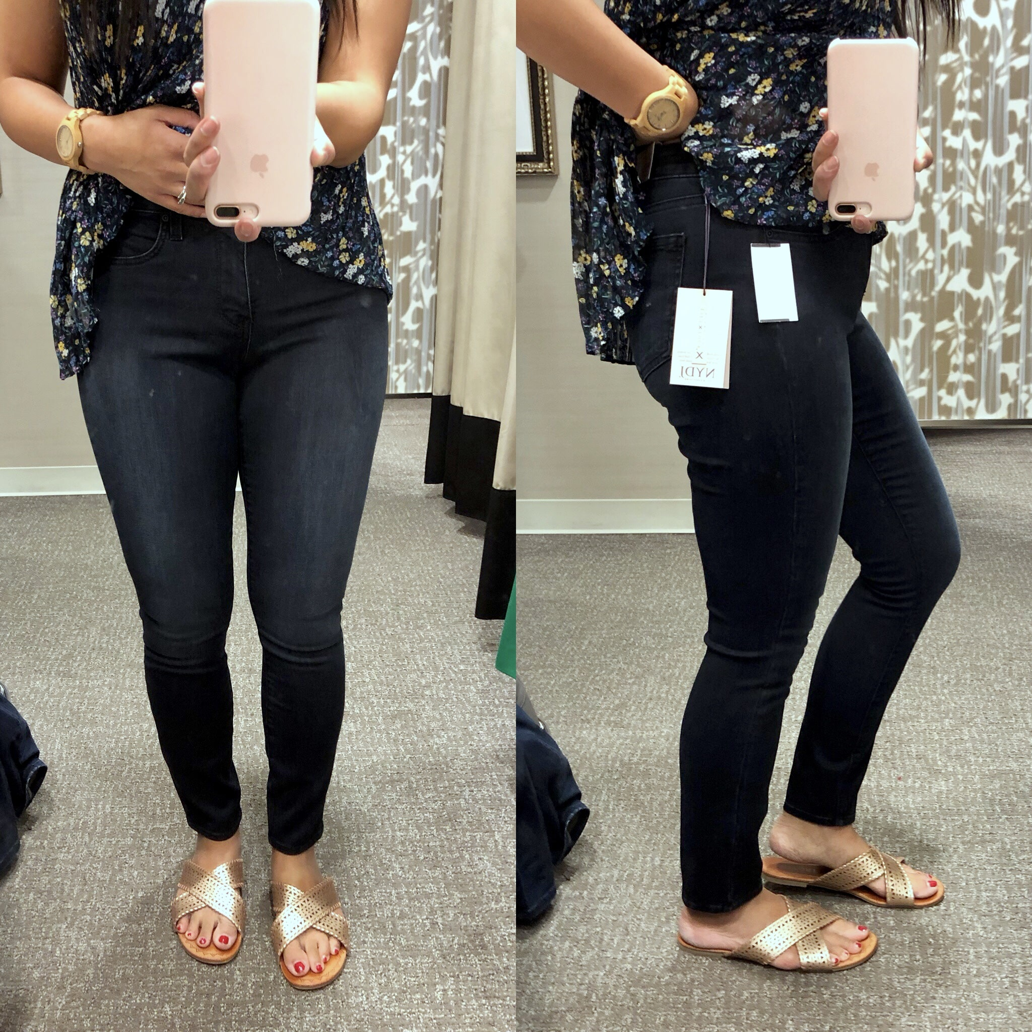 Nordstrom Anniversary Sale- Jeans Try On