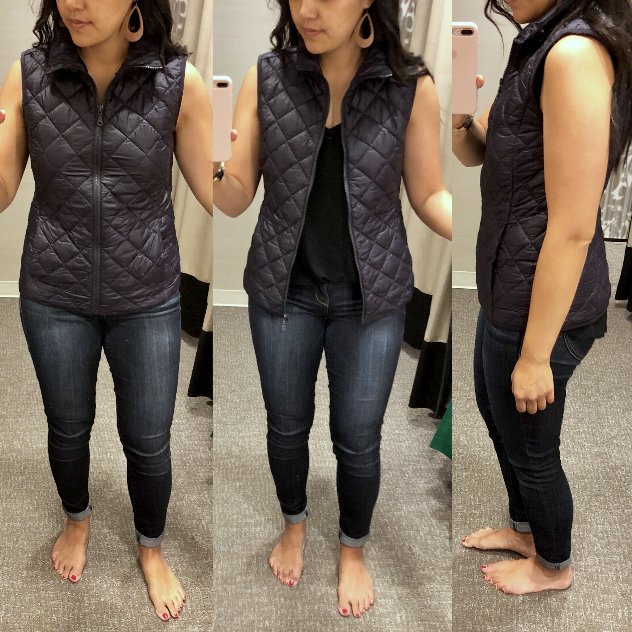 Nordstrom Anniversary Sale Try On- Puffer Vest