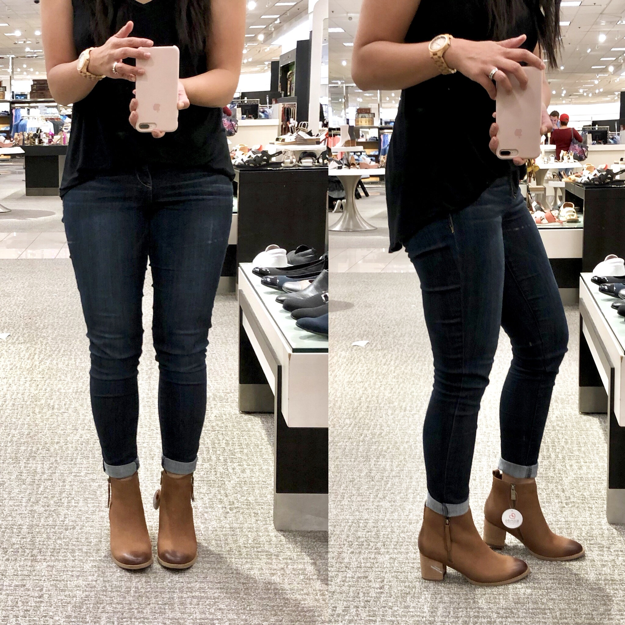 Nordstrom Anniversary Sale Try On- Heeled Booties