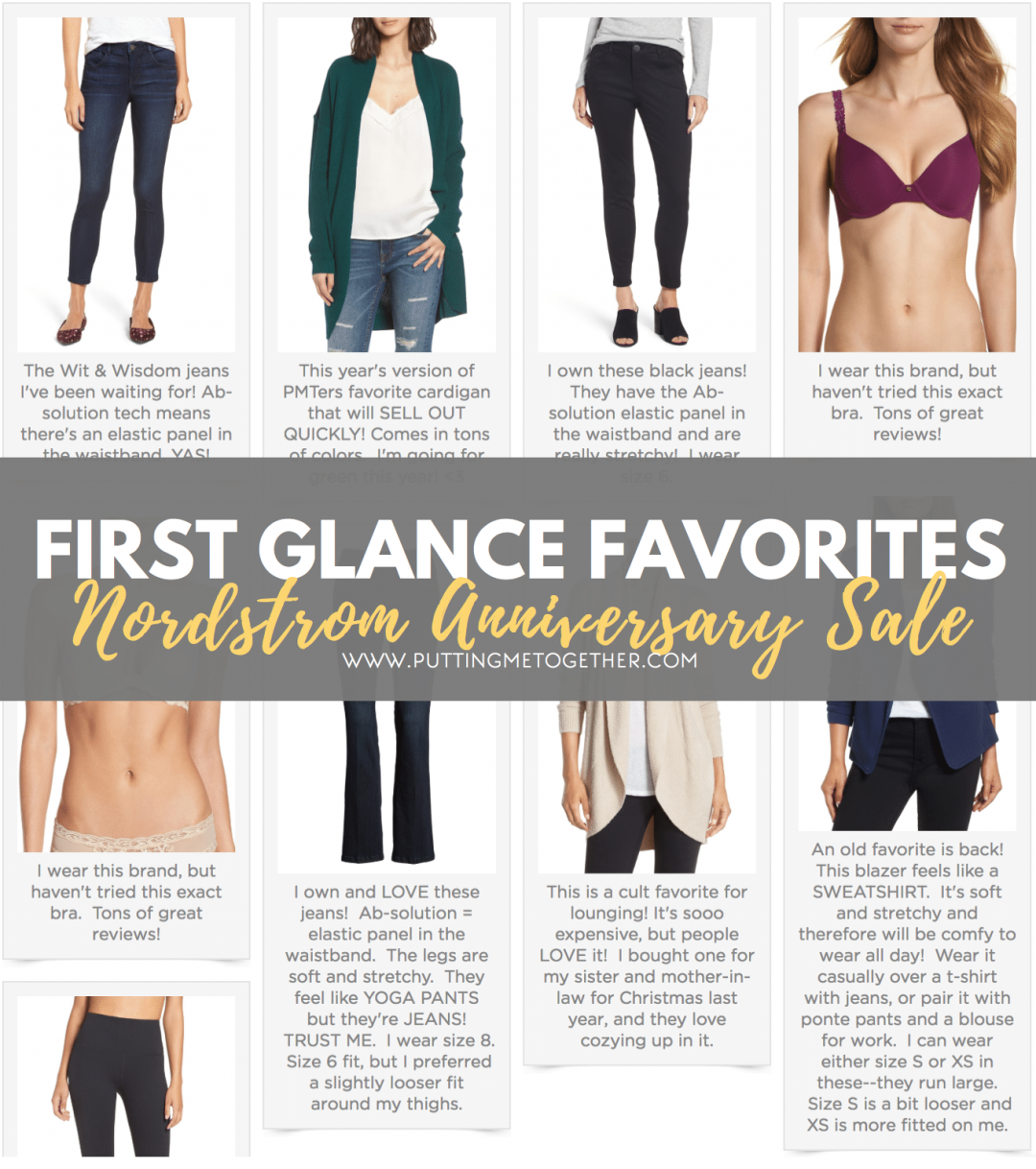 Nordstrom Anniversary Sale First Glance Favorites