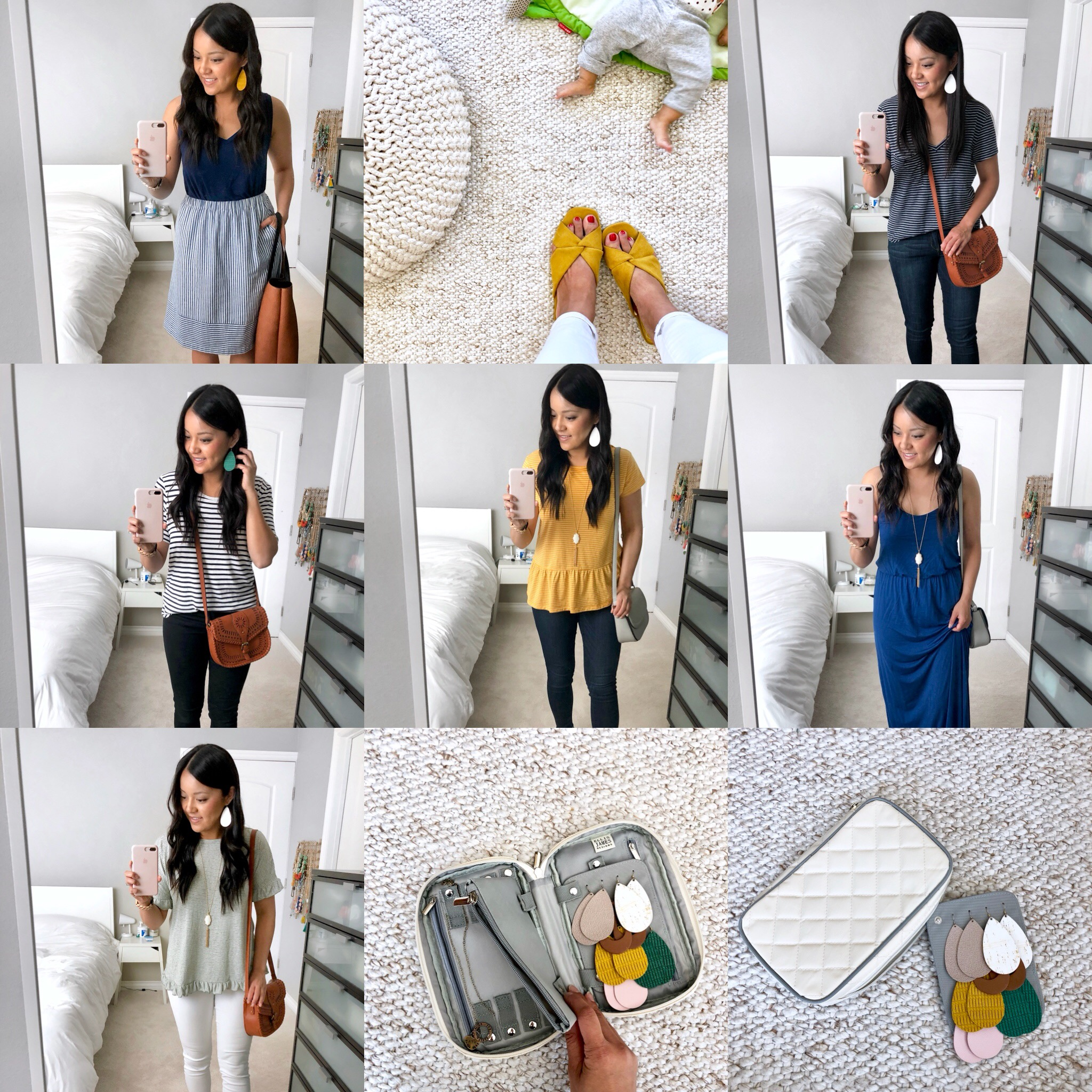 528314a9182 Casual Summer Outfits  Super Comfy and Affordable Tees