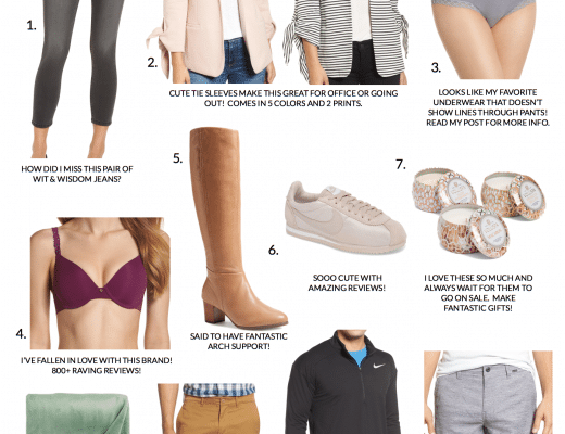 What's Still In Stock for the Nordstrom Anniversary Sale