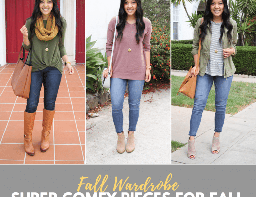 Comfy Pieces for Fall Outfits