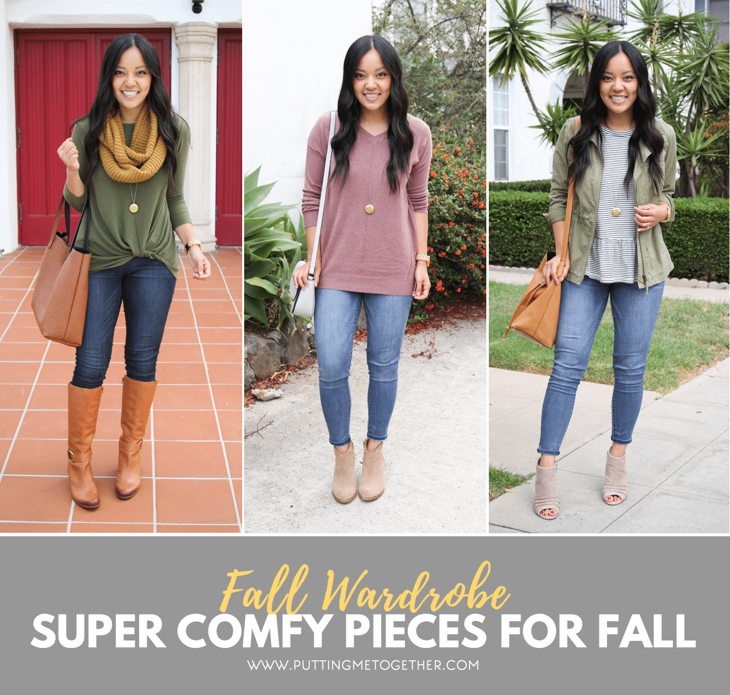 2d329c302528b COMFY Tops for Cute, Comfortable, Casual Fall Outfits. YASSS!