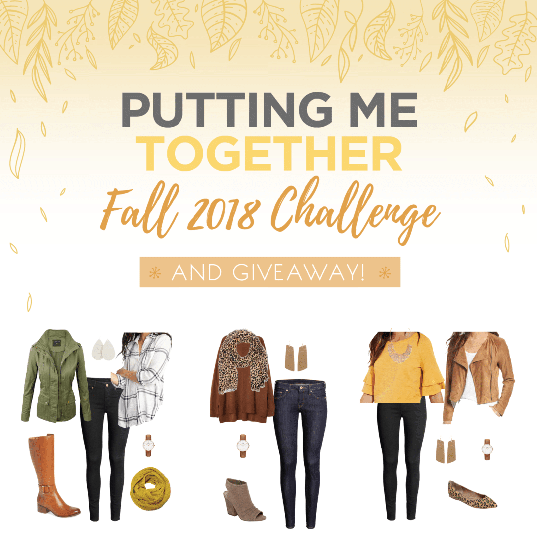 PMT Fall Wardrobe Challenge Giveaway