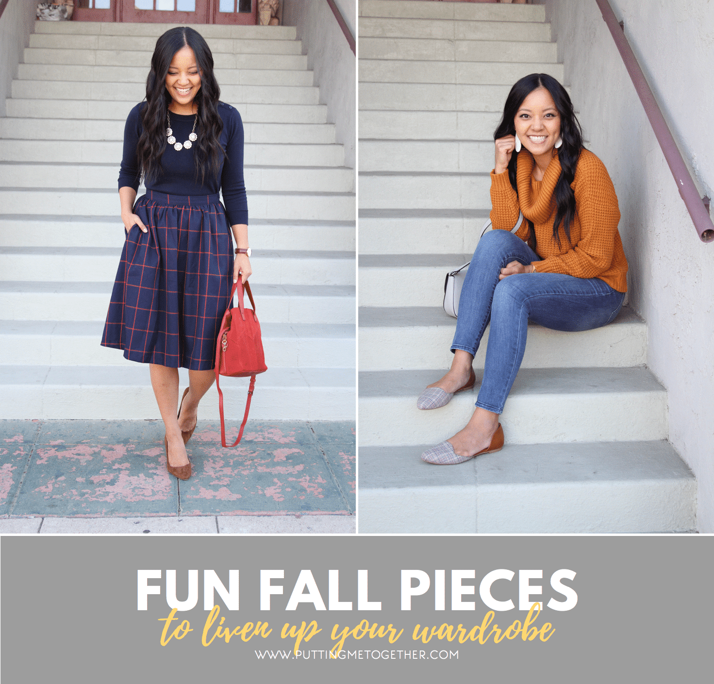 Fun Fall Clothes