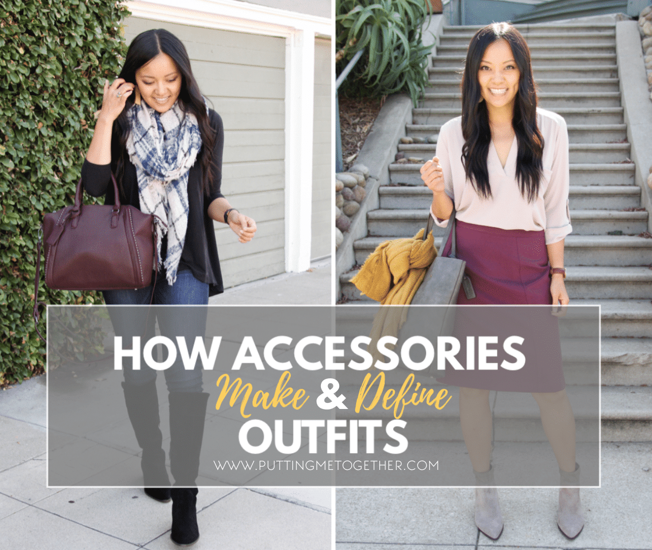 How Accessories Make or Break and Define Outfits