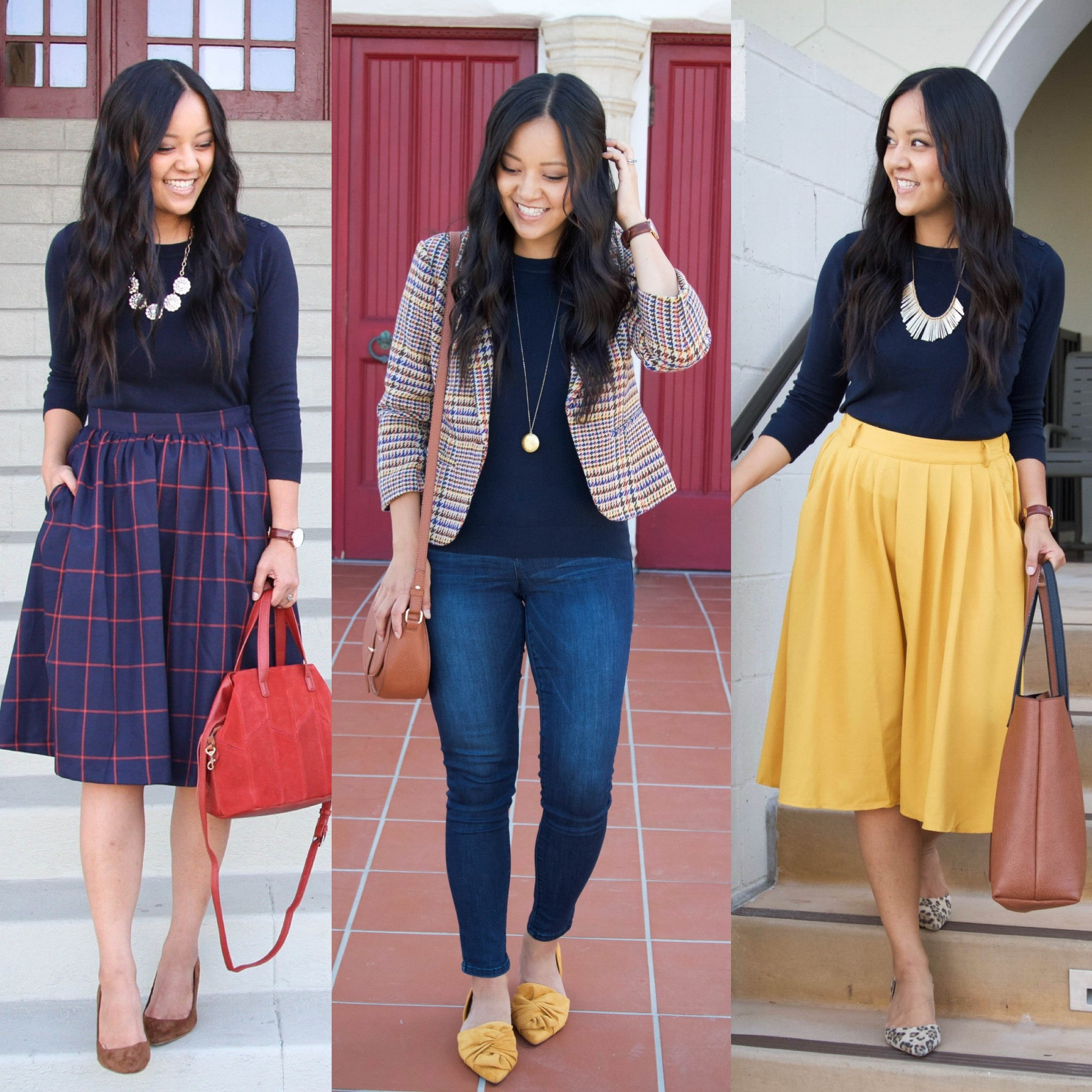 Modcloth Fall outfits